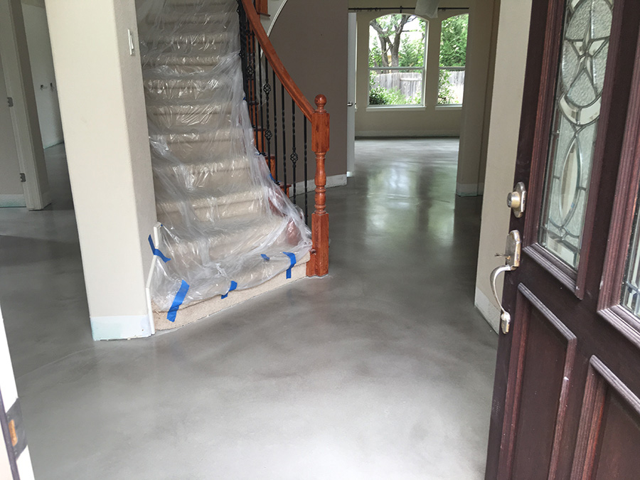 concrete staining company