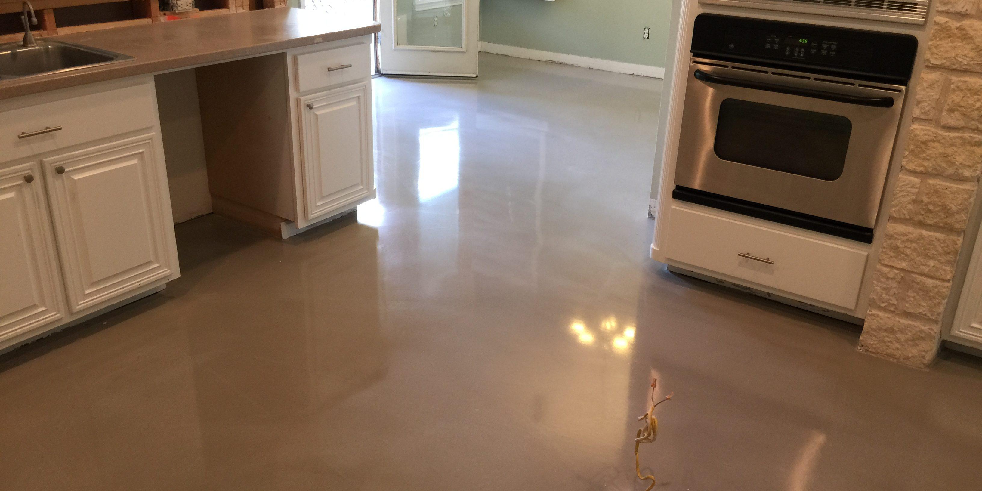 Epoxy Flooring Northwest Arkansas – NWA Concrete Floors
