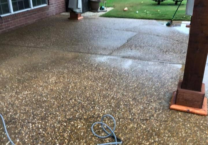 Concrete Resurfacing Restaining