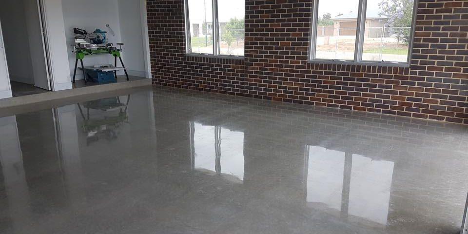 Polished Concrete Floors Northwest Arkansas – NWA Concrete